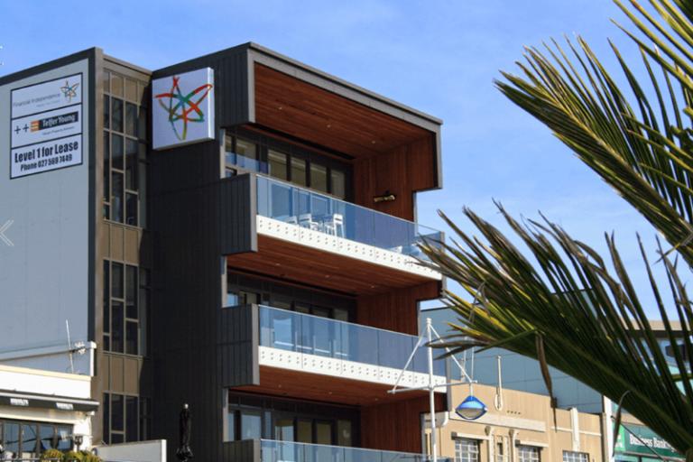 51 The Strand Tauranga (iLine Construction)