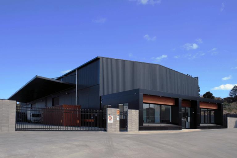NZ Van Lines, Tauriko (iLine Construction)