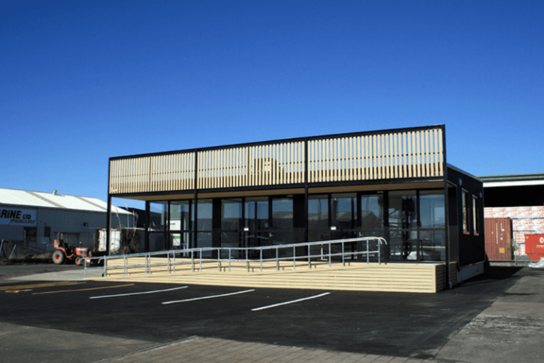 Thrifty Car Rentals, Tauranga (iLine Construction)