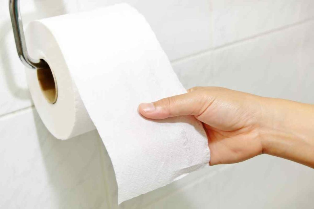 If you're using clog-prone toilet paper, switch brands.
